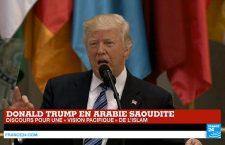 Trump en Arabie Saoudite : extrait d'un discours très préoccupant