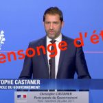 Révélations : Christophe Castaner a menti par 2 fois pour protéger Muriel Pénicaud