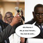 Kemi Seba expulsé du Sénégal vers la France – entretien avec Olivier Mukuna