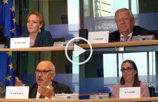 Reportage au colloque sur le Yémen au Parlement européen