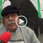 Syrie : manifestation pro-rebelles à Paris