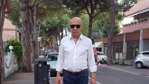 Le journaliste François Mattei