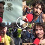 Reportage à l'acte 45 des Gilets Jaunes et à la Manif pour le Climat