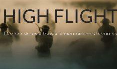 Appel aux derniers témoins de la Seconde Guerre mondiale (High Flight)