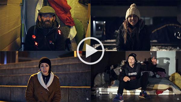 Documentaire : « L'humanitaire devant ta porte »