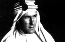 """Lawrence d'Arabie et la première """"révolution Arabe"""""""