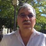 Manifestation contre les sanctions économiques prises à l'encontre de la Syrie
