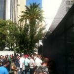 Les grecs encerclent leur parlement