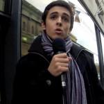 Ismaël Boudjekada défend le revenu de base