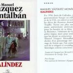 """Livre – """"Galíndez"""", de Manuel Vázquez-Montalbán"""