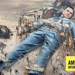 Amnesty International, alibi humanitaire de l'Empire ?