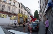 Incendie dans les locaux des Femen (Le Monde)