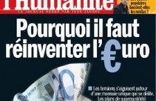 Le journal L'Humanité refuse de poursuivre le débat sur l'Euro (M'PEP)