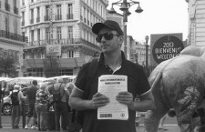 Tractage à Marseille contre l'intervention en Syrie – Retour de terrain