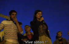 « Vive Satan ! » : des veilleurs font face à des militants LGBT à Couëron