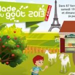 Consommez local : 17ème édition de la «Balade du goût» en région parisienne (19 et 20 octobre 2013)