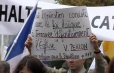Compte-rendu de la Marche contre la christianophobie organisée par Civitas (20 octobre 2013)