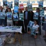 Soutien à Marseille des activistes emprisonnés en Russie (16 novembre 2013)