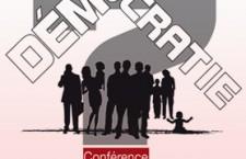 Conférence-débat d'éducation populaire : «  Vivons-nous en Démocratie ?  Crises du gouvernement représentatif et expérimentations citoyennes » (27 Novembre 2013)