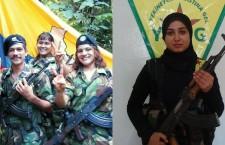 Les femmes FARCS ont un message pour le PKK