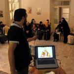 Voeux de Noël, adressés depuis Alep en Syrie, par Soeur Marguerite Slim