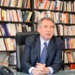 Syrie, Proche-orient : interview de François Bayrou pour la chaîne Sama Channel