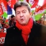 L'interview de Mélenchon au JT de TF1 a été mise en scène (Républicain Lorrain)