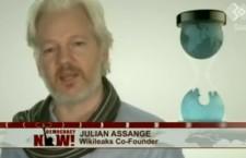 Julien Assange appelle les hackers à s'unir contre la surveillance de la NSA