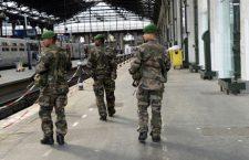 La quenelle et la France en guerre