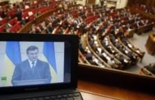 Ukraine : le parlement de Crimée déclare son indépendance