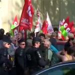 Manifestation du 10 avril contre le TAFTA à Paris
