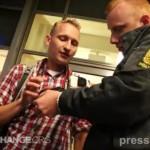 We Are Change se fait harceler par le Marriott Hôtel et arrêter par la police pour des images volées (FawkesNews)