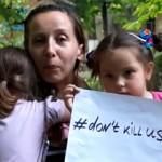 Ukraine, guerre civile : témoignages de réfugiés