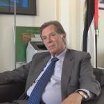 Entretien avec Hael Al Fahoum, Ambassadeur de Palestine en France : « Ce n'est pas une guerre de religion »