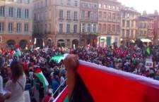 Manifestation à Toulouse en soutien aux habitants de Gaza (23 juillet 2014)