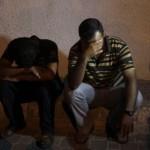 Les trois adolescents israéliens et les trois mineurs palestiniens (L'Obs)