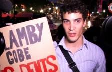Rassemblement des «Sans-Dents» à Paris