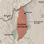 L'armée israélienne abat un avion de chasse syrien au-dessus du Golan (France24)