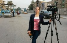 La journaliste américaine Serena Shim