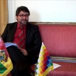 Evo Morales, constitution bolivienne : entretien avec Jean Paul Guevara Avila, Ambassadeur de Bolivie en France