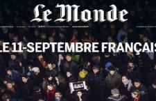 « Le 11 septembre français », revue de presse et décryptage de l'entreprise de propagande médiatique en marche