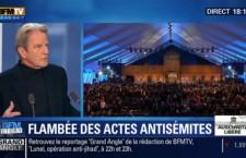 Bernard Kouchner : « il y a un lourd antisémitisme en France, c'est notre tradition »