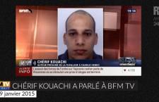 BFM TV a censuré la voix d'un complice de Chérif Kouachi (Panamza)