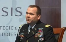 Michael Foster, colonel de la 173ème brigade aéroportée