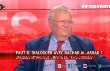 Voyage en Syrie : communiqué du député Jacques Myard