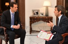 Interview de Bachar Al-Assad : un grand moment de solitude pour David Pujadas
