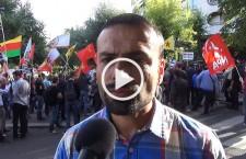 La Turquie bombarde des kurdes : entretien avec Murat Polat du CDKF