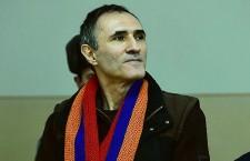Vardan Petrosyan lors de son procès en Arménie