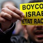 Le sionisme en guerre contre nos libertés : l'appel au boycott désormais interdit en France !