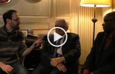 Entretien avec Roland Dumas et Charles Onana, à propos du livre «Palestine, le malaise français»